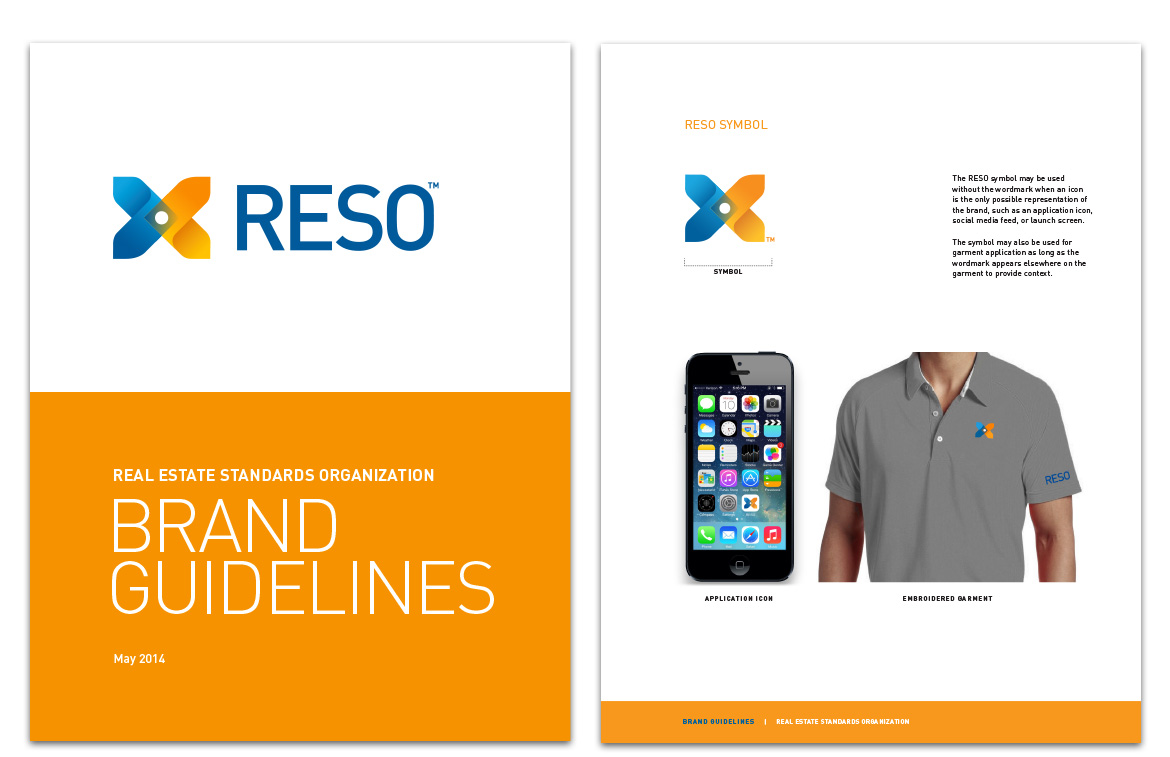 RESO brand guidelines