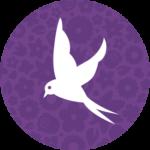rose and blossom logo