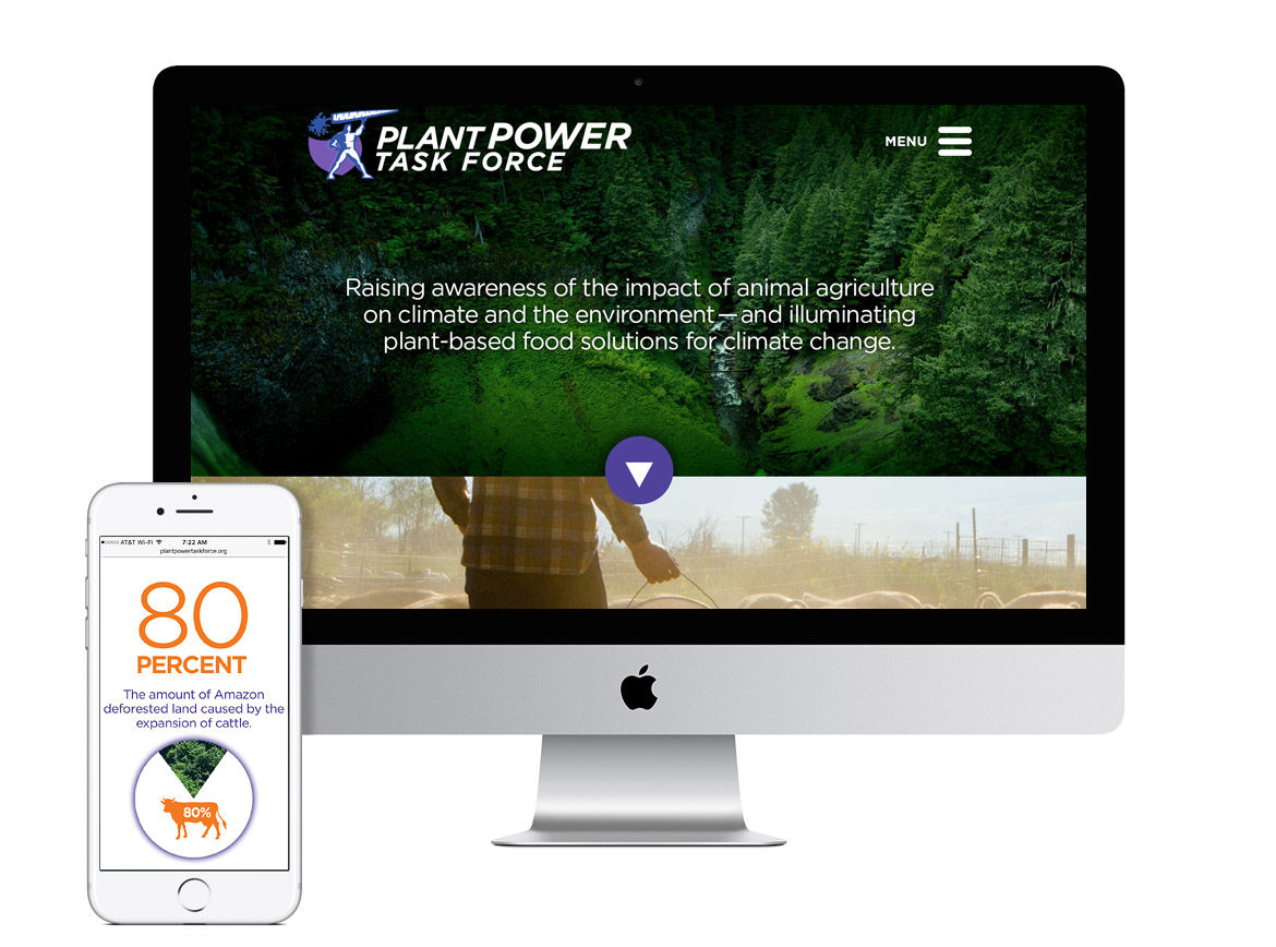Plant Power Task Force Website
